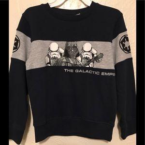 Star Wars Galactic Empire Boys Crew Neck Sweater 5